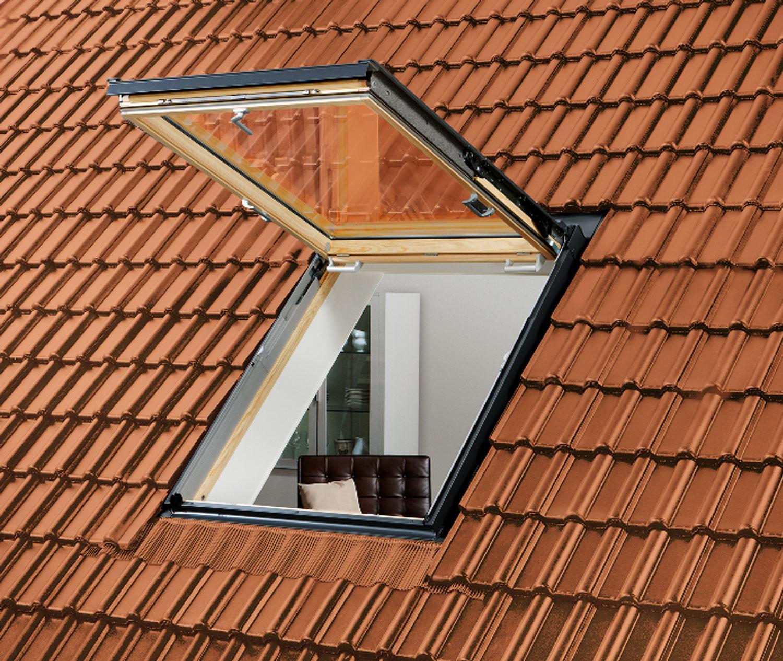 Lucernario deluxe for Lucernario tetto elettrico